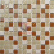 Warm Color Decoration Mosaic Tile (CS257)