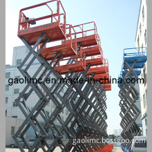 Full-Automatic Self-Propelled Scissor Lift with CE