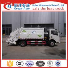 10CBM Dongfeng gebrauchte Müllwagen