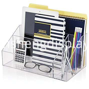 Acrylic File Folder Box