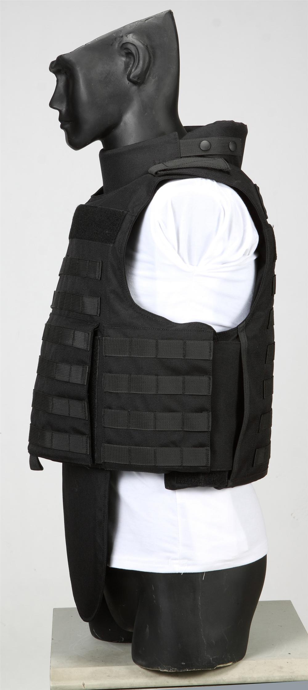 Gilet anti- stab & pare-balles de SWAT