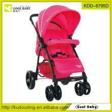 Sentido de assento reversível bom carrinho de bebê adulto
