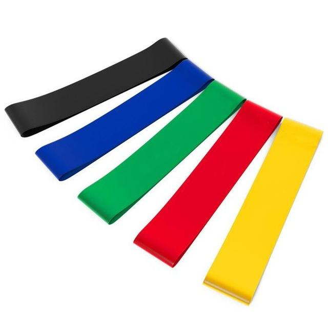 Resistance Band Training at Home