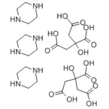 PIPERAZINE CITRATE CAS 144-29-6