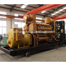 10-1250KVA methane gas electric generators with CE ISO