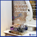 Factory Made Acrylic Clear Cosmetic Makeup Display Organizer