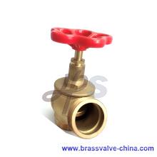 Válvula de aterrizaje hidrante de latón o bronce de fundición L101