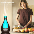 400ml Alibaba Wood Grain Electric Aroma Diffuser Ultrasonic
