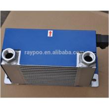 Refrigerador de aceite de ventilador hidráulico para máquina de laminación de tuberías