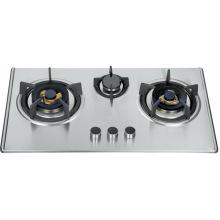 Três fogão a gás do queimador (SZ-LX-258)