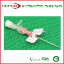 Henso IV Catheter with Wings
