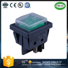 Interrupteur à bascule miniature pour appareil ménager