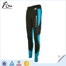 Custom Design Unisex Fitness Sport Leggings im reflektierenden Druck