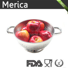 Stainless Steel Kitchenware Fruit Basket