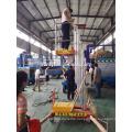 Hontylift Factory Wholesale High quality electric aluminum alloy telescopic man lift platform / aerial working platform lift 1.hydraulicmanliftbasicspecification