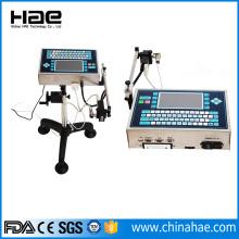 Machine d'impression de code à barres de haute résolution de jet d'encre
