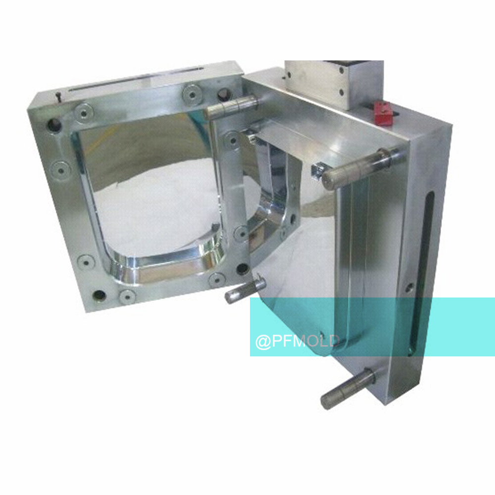 Mirror polish injection mold Toilets Seat