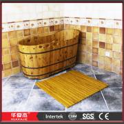 Mouldproof WPC golvmatta för badkar