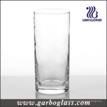 Robinet et table de verre soufflé à la machine droite (GB050311-1)