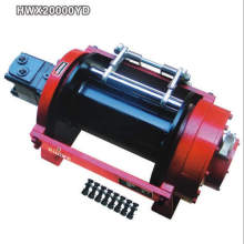 Hydraulic Truck Winch 20000 Pound
