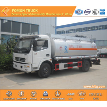 Dongfeng 4x2 8000L refuelling truck euro 4