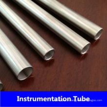 China ASTM A269 Stainless Steel Seamless Instrumental Tube/Pipe for Auto