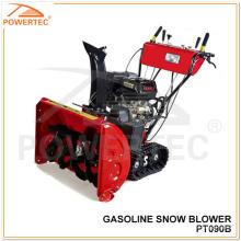 Powertec CE Euro-2 4-Stroke Gasolina Soplador de nieve (PT090B / 011B / 013B / 014B)
