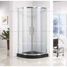 Quadrant Forma deslizante chuveiro recinto com projetos de quadros (QA-R900)
