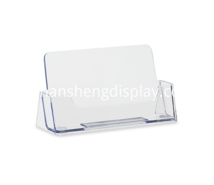 Business Card Holder Display