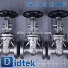 Didtek Ship and building api 6d válvula de portão
