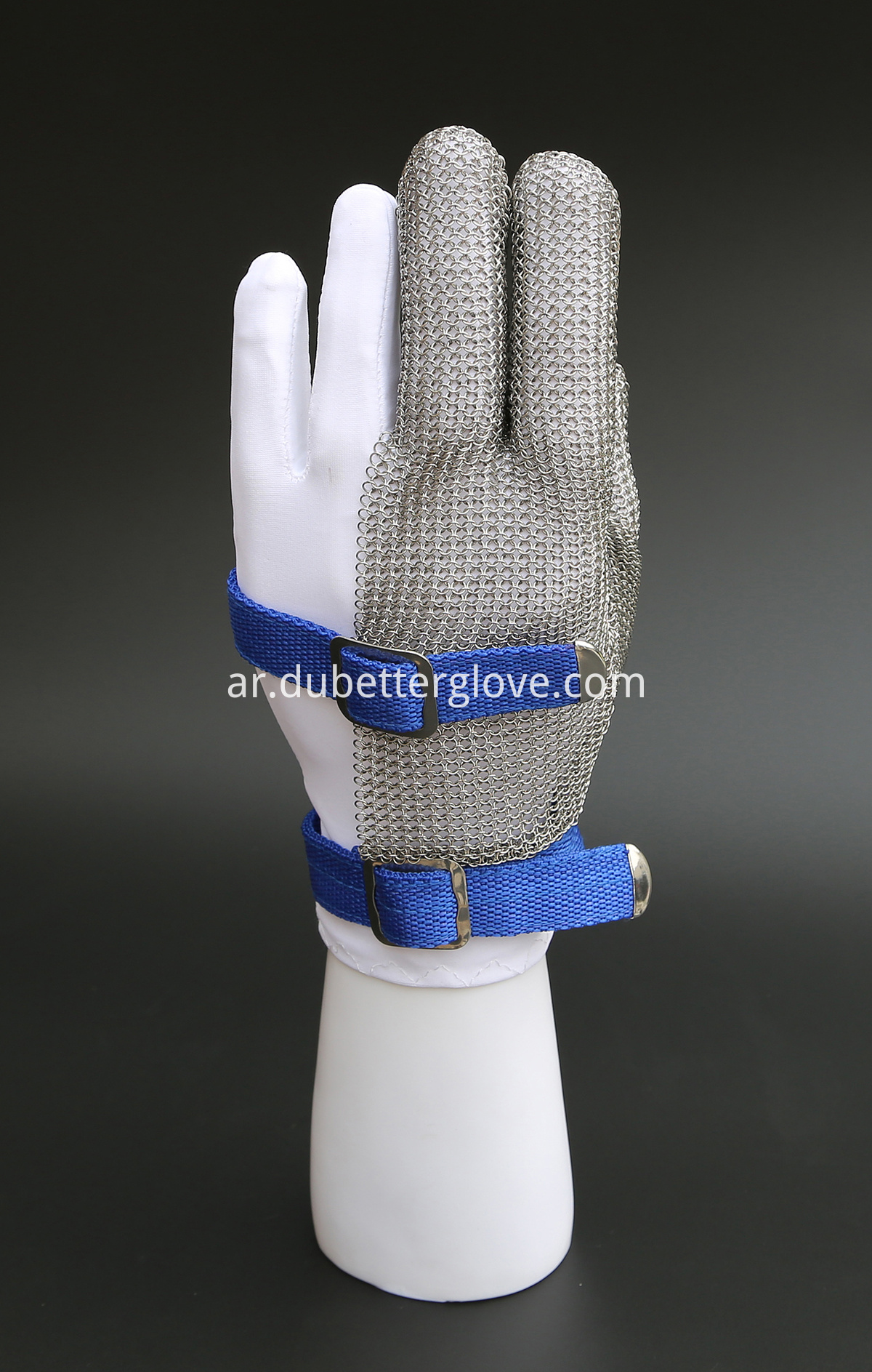 Dubetter stainless steel mesh gloves
