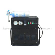 Compressor de oxigênio O2 livre de óleo Boostergow-0.1 / 0.8-150