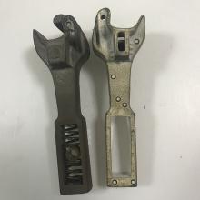 Piezas de forja de precisión de acero personalizadas de alta precisión.