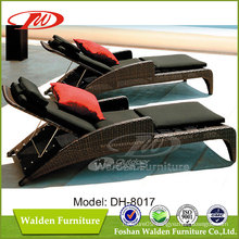 Outdoor Rattan Lounger (DH-8017)