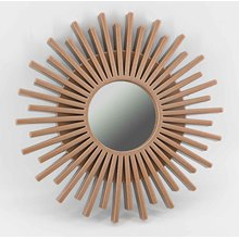 Sunflower Injection Wall Mirror for Home Wall Deco