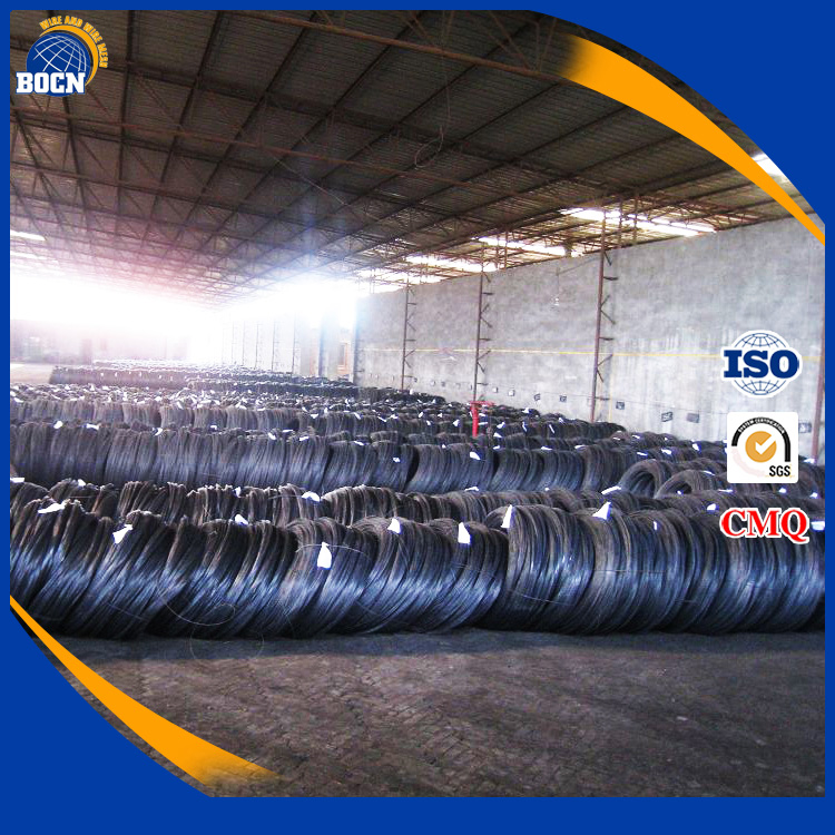 soft annealed black iron binding