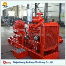 Horizontal Deutz Cummins China Made Pump Moteur diesel refroidi par air