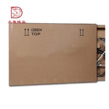 Caja reciclable de la bicicleta del papel de la foto de la granja del OEM de la fábrica