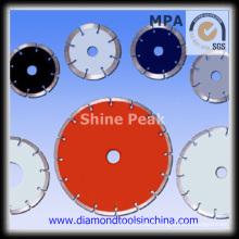 High Quality Diamond Saw Blade for Asphalt Ceramic Concrete Granite
