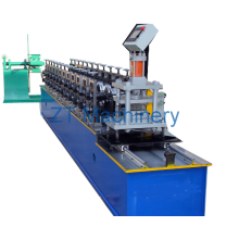 Garagem Roller Shutter Door Making Machine