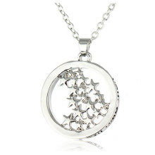 Letter Necklace In Stainless Steel Jewelry Chain Pendant Fashion Jewelry For Girls