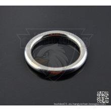Anillo redondo soldado Heavyduty de metal 5 mm