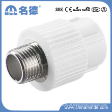 PPR Male Adapter Type B Fitting for Building Materials