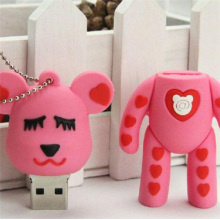 Professional Manufacture New Style Lovely Silicone USB Cap Cover