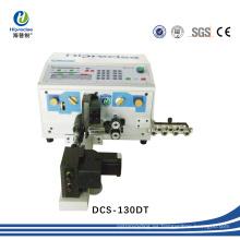 Máquina automática de corte, desprendimiento y torsión de alambre