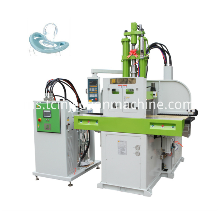 Nipple Injection Molding Machine