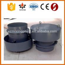 Válvula de seguridad de presión de silo de cemento con certificado CE e ISO