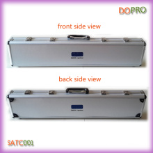 Silver ABS Surface Hard Box Long Aluminum Tool Case (SATC001)