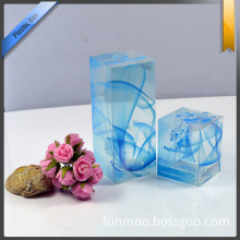 Soft Clear PVC Gift Boxes for Perfume
