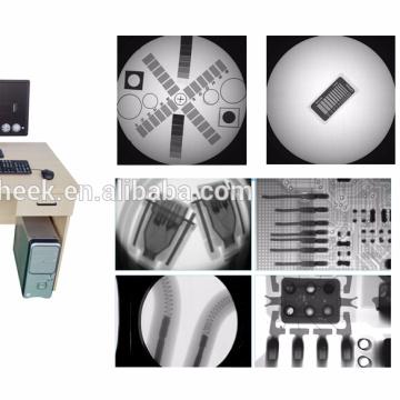 NDT Machine industrielle à rayons X pour essais non destructifs avec système numérique